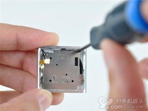 苹果4手机内部结构