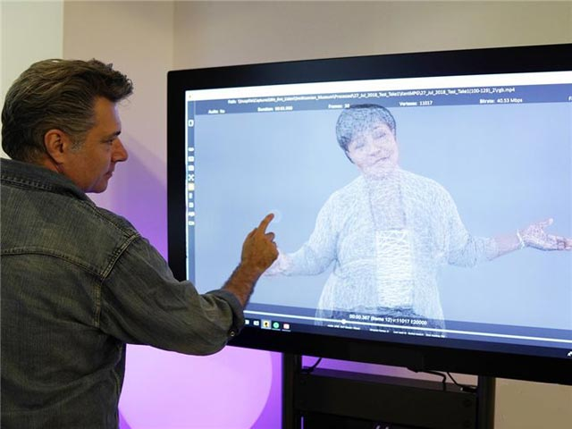 对于博物馆而言 AR技术就是其下一个前沿