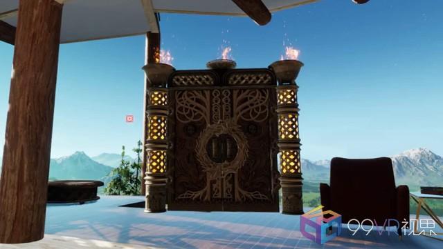 Runic Door