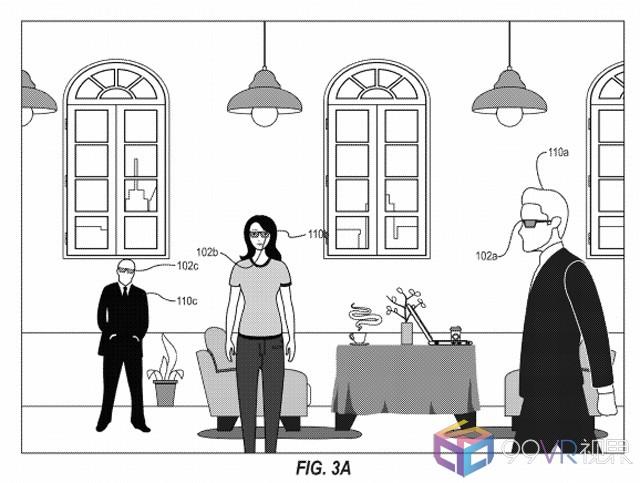 Facebook专利