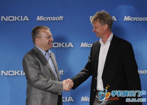 明年无线业大预测:微软吞掉诺基亚