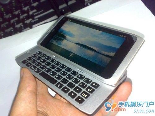 诺基亚N9或搭载1.2GHz的Atom处理器