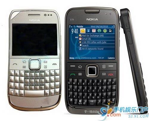 诺基亚2011年将推20款Symbian新机