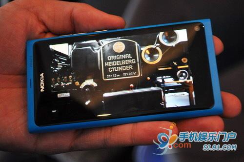 诺基亚确认不会在英国市场推出N9